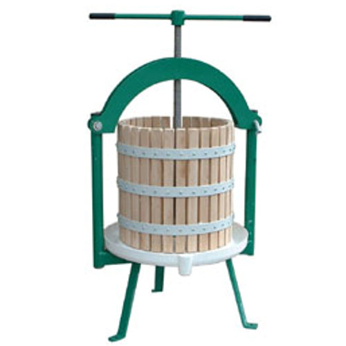 Fruit press 30 litre cross beam
