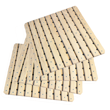 acacia racks