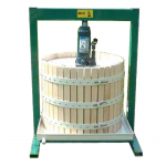 hydraulic cider press (50 L)