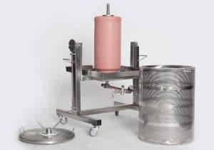 Waterpress / hydropress - parts
