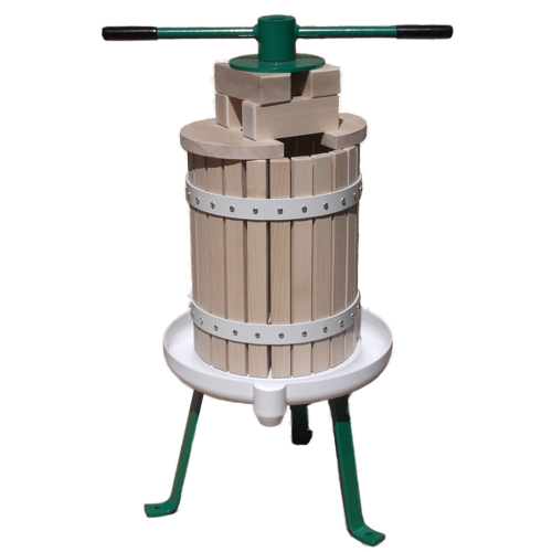 12 litre fruit press