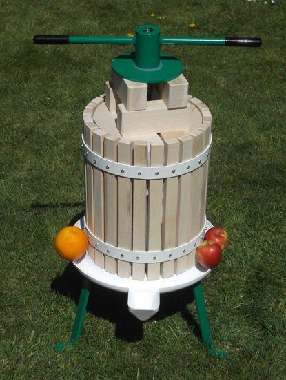 20 litre fruit press