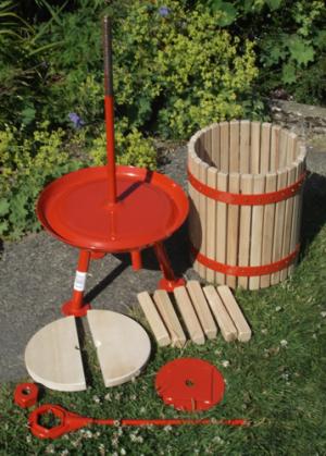 20 litre fruit press (red) - parts
