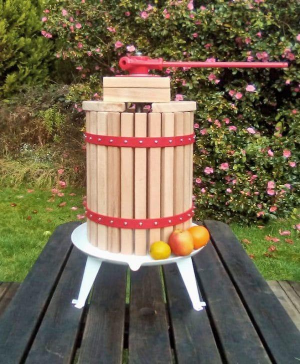 Fruit press, apple press KS18 - photo