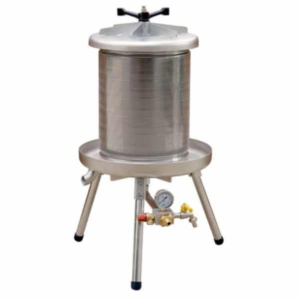 Water operated press (hydropress) 40 litre