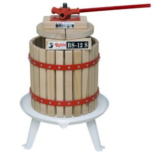 12 litre basket cider press