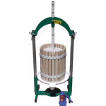 20L hydraulic hobby cider press