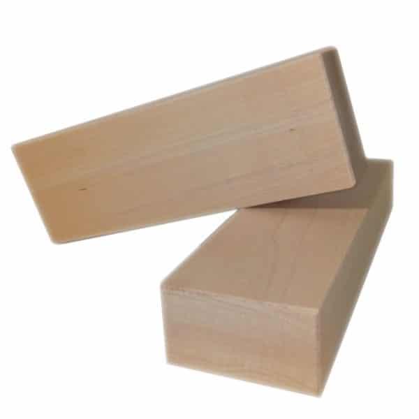 Spare wooden blocks for srew presses