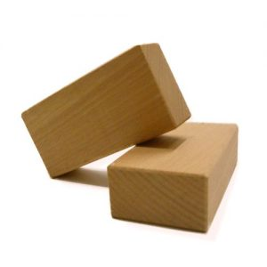 Extra wooden blocks for presses