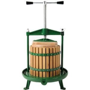 Cast Iron Fruit Press 12 Litre