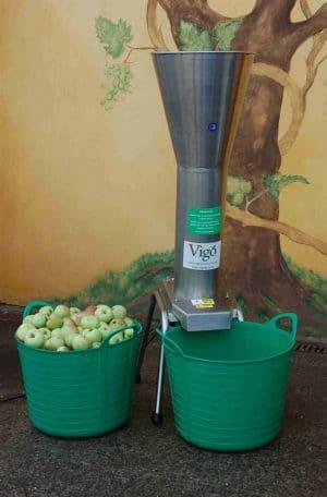Vigo electric apple mill 1.5 kW