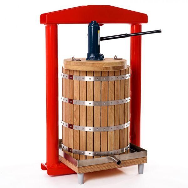 Hydraulic cider press GP-50