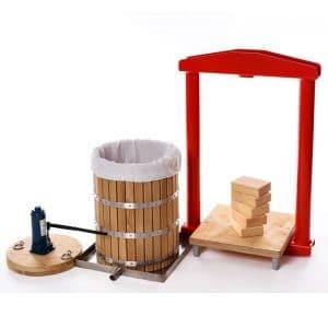 Hydraulic cider press GP-50 - parts