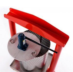 Hydraulic cider press GP-50s - top