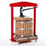 Hydraulic wine and cider press GP-26