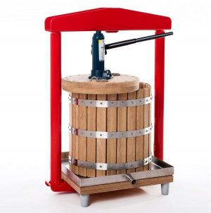 Hydraulic wine and cider press GP-26