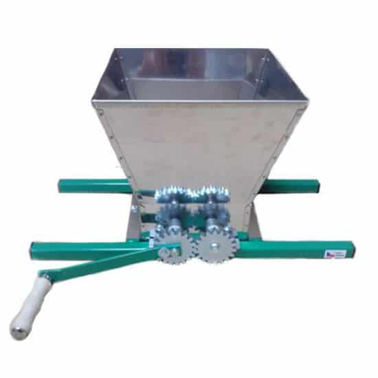 stainless steel grape crusher