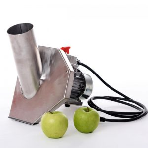 Small electric fruit crusher - apple mill