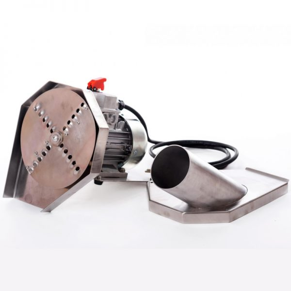 Small electric fruit crusher - apple mill - parts