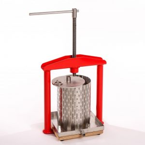 Small stainless steel fruit press - APL5S