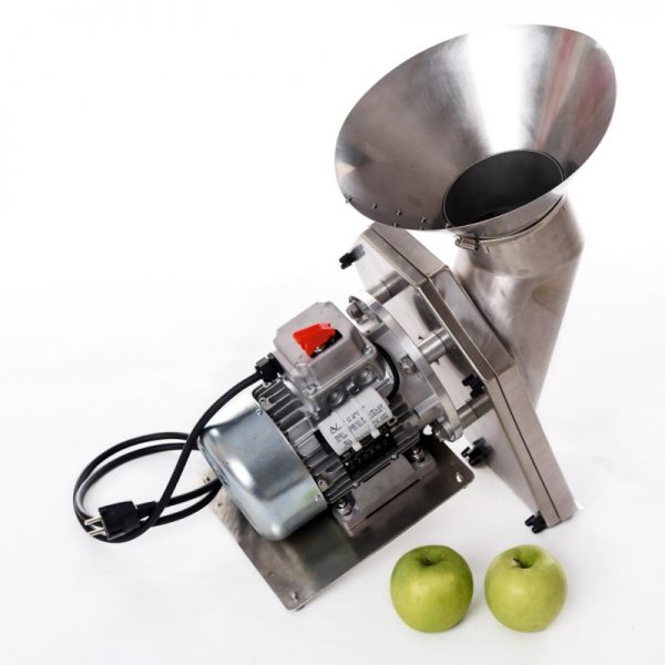 Worktop electric apple mill ESE-055