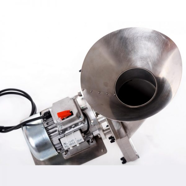 Worktop electric apple mill ESE-055 - hopper