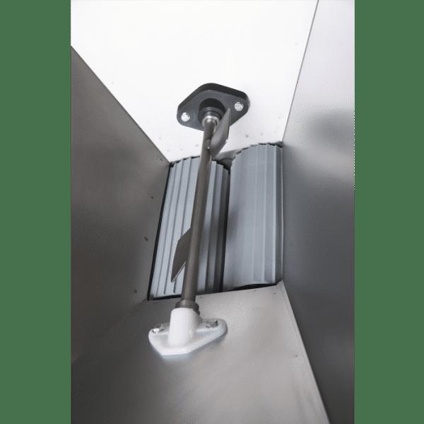 Grape Crusher Destemmer - stainless steel - manual