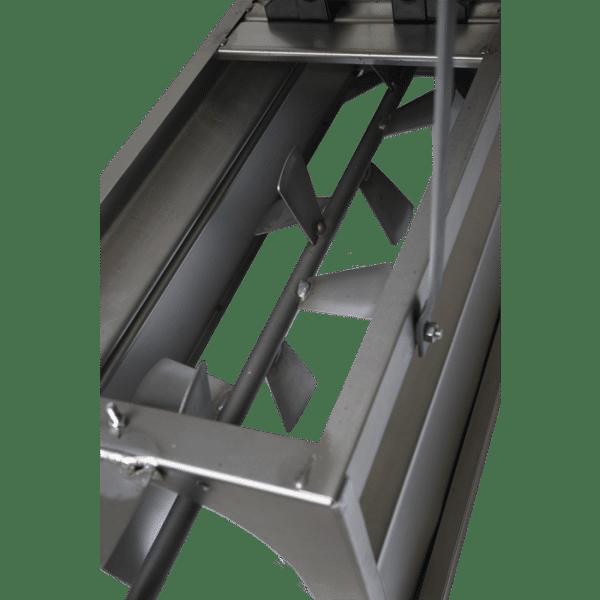 Grape Crusher Destemmer - stainless steel