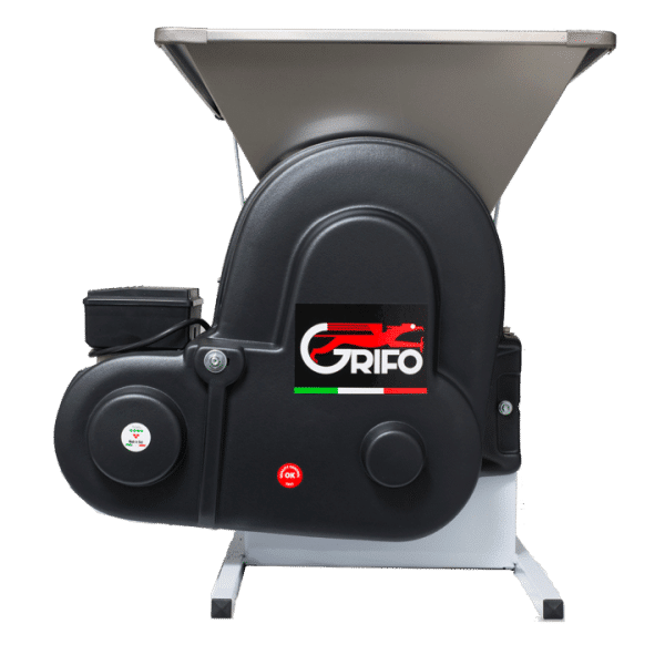 Grape crusher - destemmer - motorised