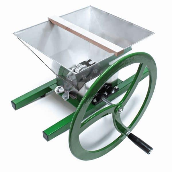Apple Crusher / Fruit crusher with flywheel