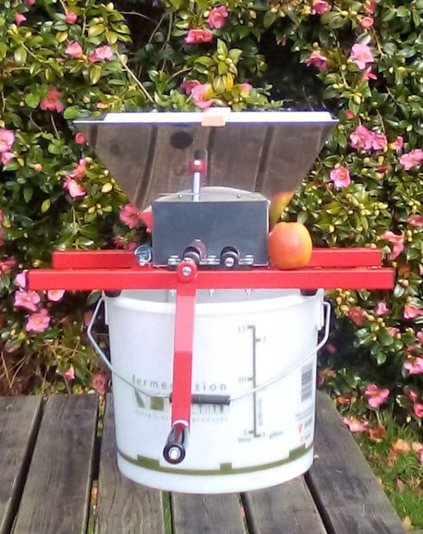 Hobby Fruit Crusher for apples, pears - KSC-FP - photo