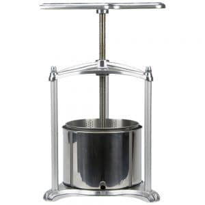 LZX6 kitchen press for fruit, honey, tinctures and cheese