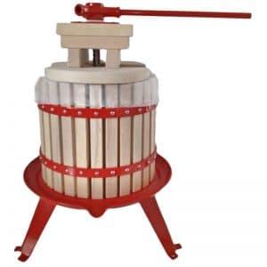 Fruit press - apple press 12 litre