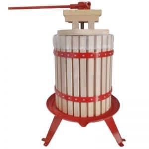 Traditional fruit press - apple press LZ18